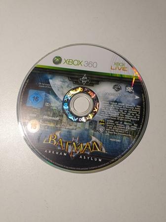 Joc XBOX 360 Batman Arkham Asylum - G