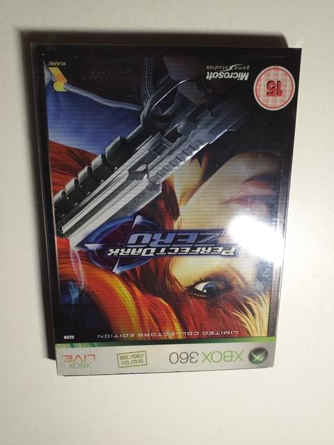 Joc XBOX 360 Perfect Dark Zero Limited Collectors Edition