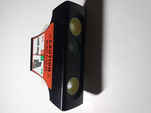 Lentila Zoom - Kinect Xbox 360