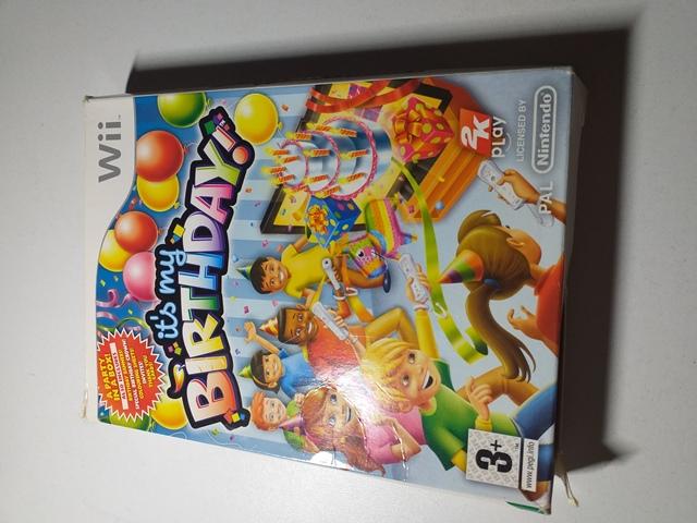 Joc Nintendo Wii It's My Birthday