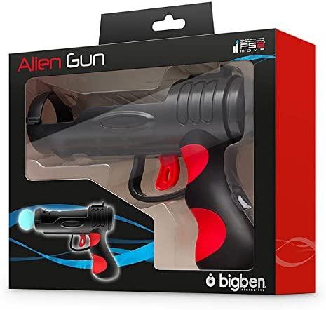 Pistol pentru PS Move PS3 PS4 - Big Ben Alien Gun - 60511