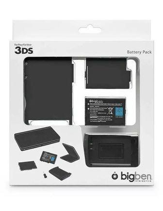 Baterie, capac detasabil si stand incarcare - Nintendo 3DS  - 60509